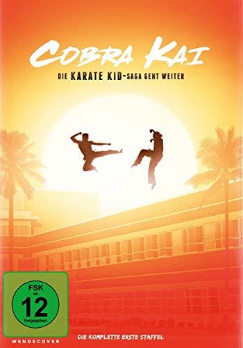 Cobra Kai Staffel 1 (2 DVDs)