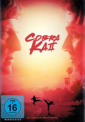 Cobra Kai Staffel 2 (2 DVDs)