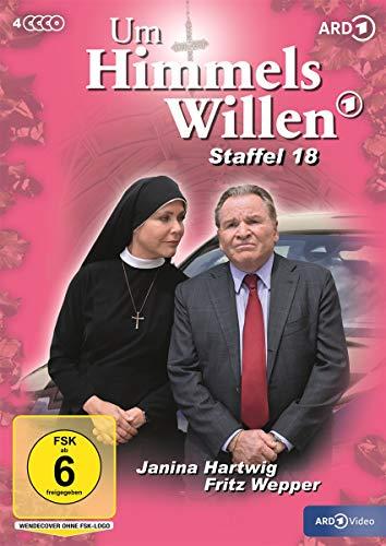 Um Himmels Willen - Staffel 18 (4 DVDs)