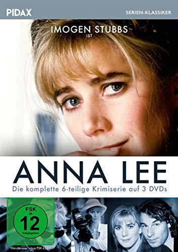 Anna Lee 3 DVDs