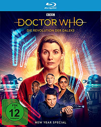 Doctor Who Die Revolution der Daleks [Blu-ray]