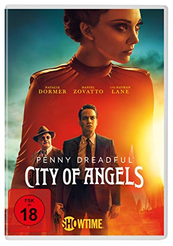 Penny Dreadful - City of Angels 4 DVDs