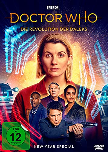 Doctor Who Die Revolution der Daleks