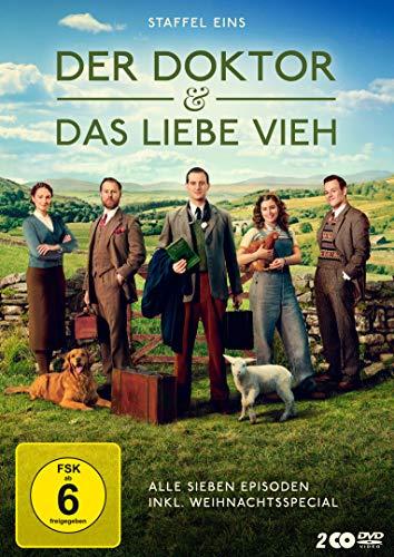 Der Doktor und das liebe Vieh Staffel 1 (2 DVDs)