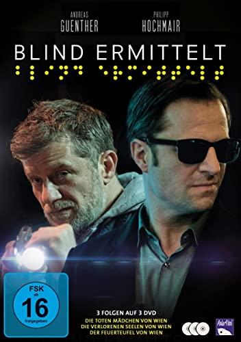 Blind ermittelt I - III (3 DVDs)