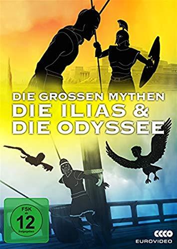 Die großen Mythen 4 DVDs