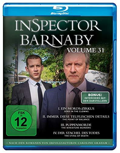 Inspector Barnaby, Vol.31 [Blu-ray]