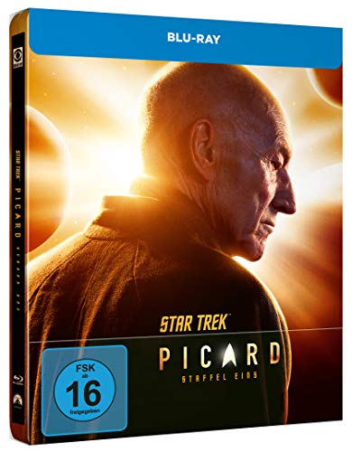 Star Trek: Picard Staffel 1 (Limited Edition Steelbook) [Blu-ray]