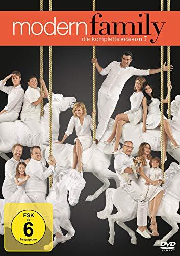 Modern Family Staffel  7 (3 DVDs)