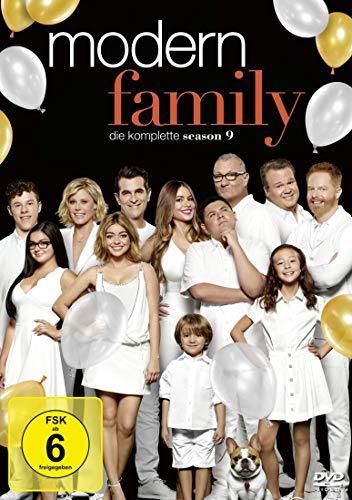 Modern Family Staffel  9 (3 DVDs)