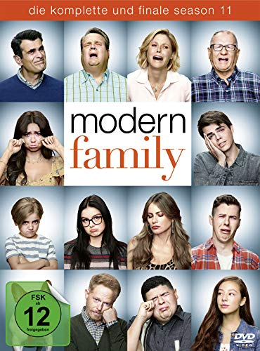 Modern Family Staffel 11 (Limited Edition) (3 DVDs)