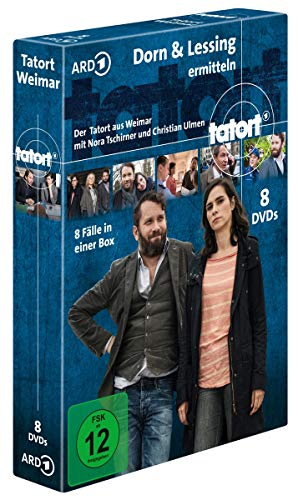 Tatort Weimar - Dorn & Lessing ermitteln (Limited Edition) (8 DVDs) (exklusiv bei Amazon.de)