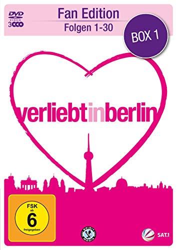 Verliebt in Berlin Fan Edition Box  1: Folgen 1-30 (3 DVDs)