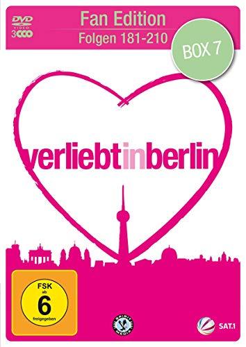 Verliebt in Berlin Fan Edition Box  7: Folgen 181-210 (3 DVDs)