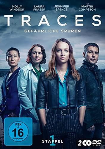 Traces - Gefährliche Spuren: Staffel 1 (2 DVDs)