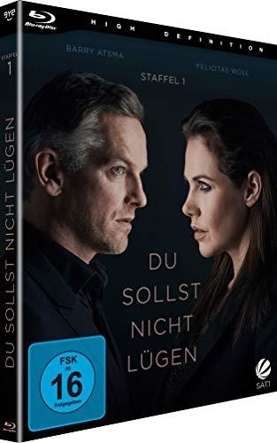 Du sollst nicht lügen Staffel 1 [Blu-ray]