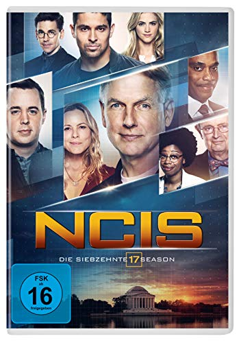 Navy CIS Season 17 (5 DVDs)
