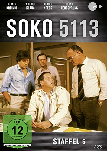 SOKO 5113 Staffel 6 (2 DVD)