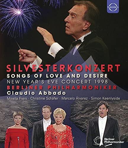 Berliner Philharmoniker - Silvesterkonzert 1998: Songs of Love and Desire [Blu-ray]