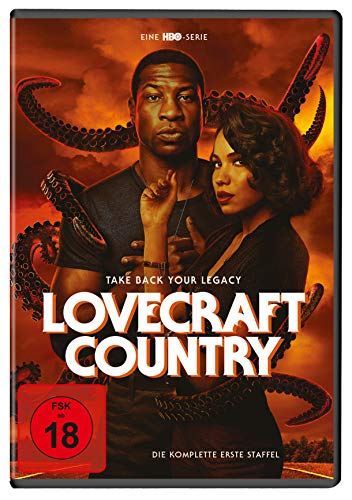 Lovecraft Country Staffel 1 (3 DVDs)