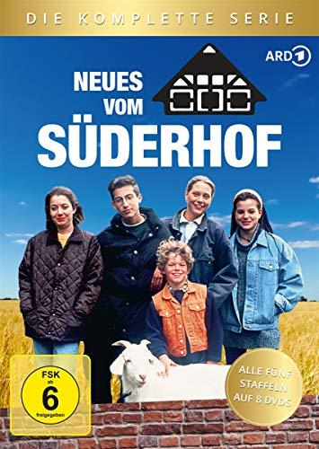 Neues vom Süderhof - Die komplette Serie (8 DVDs)