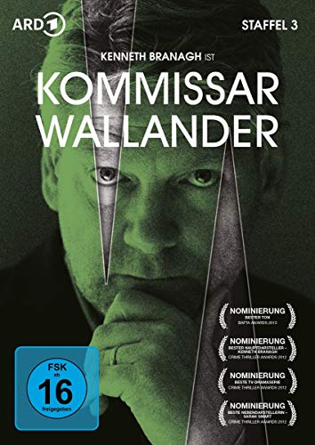 Kommissar Wallander Staffel 3 (2 DVDs)
