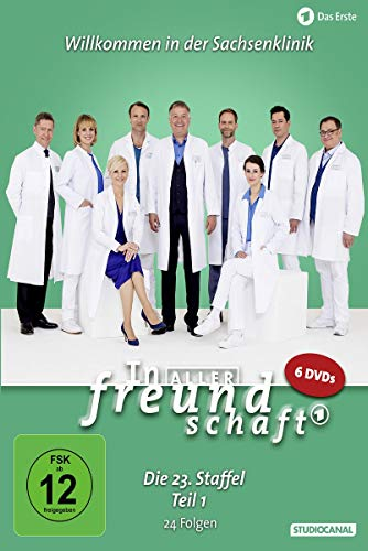 In aller Freundschaft Staffel 23, Teil 1 (6 DVDs)