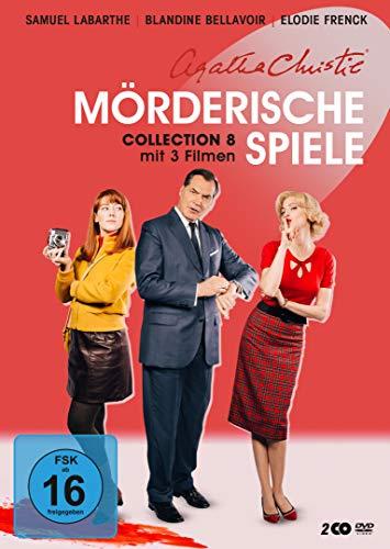 Agatha Christie - Mörderische Spiele: Collection 8 (2 DVDs)
