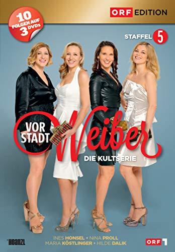 Vorstadtweiber Staffel 5 (Österreich Version) (3 DVDs)