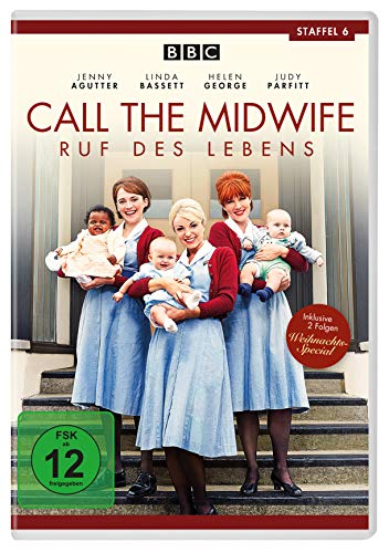 Call the Midwife - Ruf des Lebens - Staffel 6 (3 DVDs)