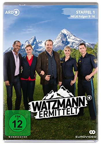 Watzmann ermittelt Staffel 2 (2 DVDs)
