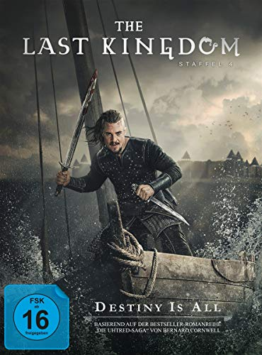 The Last Kingdom Staffel 4 (5 DVDs)