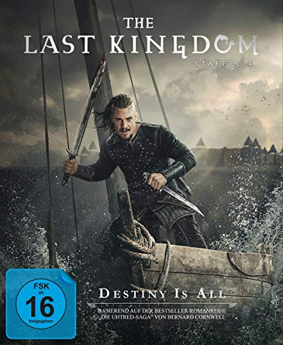 The Last Kingdom Staffel 4 [Blu-ray]