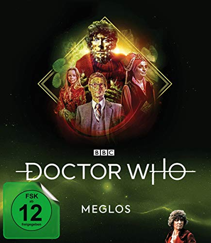 Doctor Who Vierter Doktor: Meglos [Blu-ray]