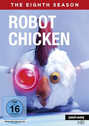 Robot Chicken Staffel 8 (2 DVDs)