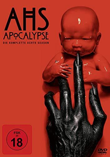 American Horror Story Staffel 6: Roanoke (3 DVDs)