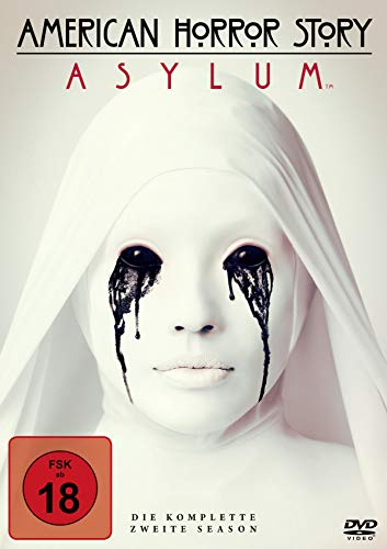 American Horror Story Staffel 2: Asylum (4 DVDs)