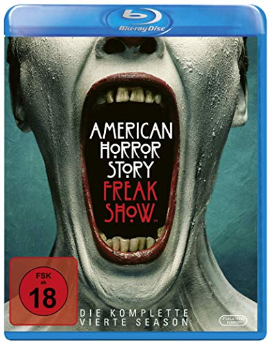 American Horror Story Staffel 6: Roanoke [Blu-ray]