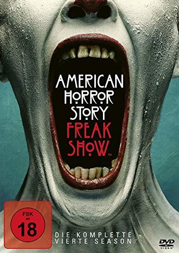 American Horror Story Staffel 4: Freak Show (4 DVDs)
