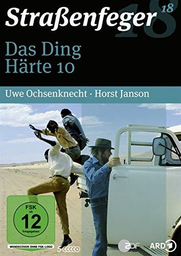 Straßenfeger 18: Das Ding / Härte 10 (5 DVDs)