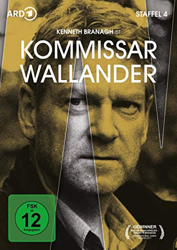 Kommissar Wallander - Staffel 4 (2 DVDs)