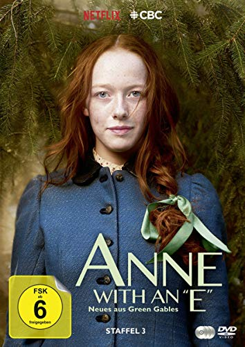 Anne with an E: Neues aus Green Gables Staffel 3 (3 DVDs)