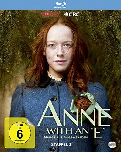 Anne with an E: Neues aus Green Gables Staffel 3 [Blu-ray]