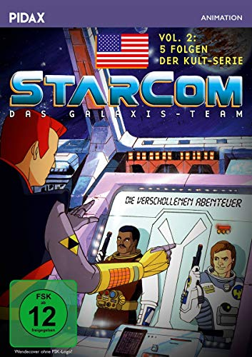 StarCom Das Galaxis-Team, Vol. 2
