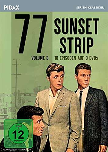 77 Sunset Strip, Vol. 3 (3 DVDs)