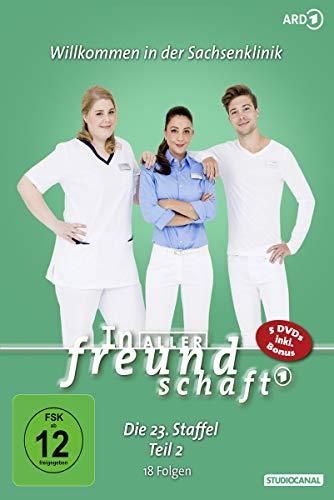 In aller Freundschaft Staffel 23, Teil 2 (5 DVDs)