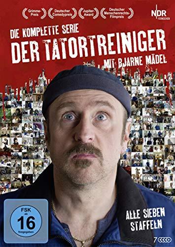 Der Tatortreiniger Die komplette Serie (7 DVDs)