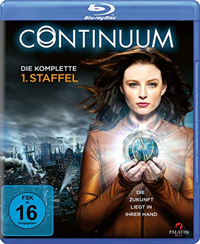 Continuum Staffel 1 [Blu-ray]