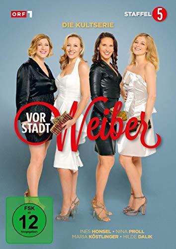 Vorstadtweiber Staffel 5 (3 DVDs)