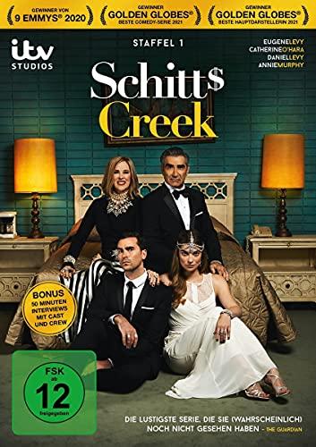 Schitt's Creek Staffel 1 (2 DVDs)